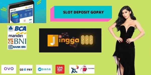 slot deposit via gopay