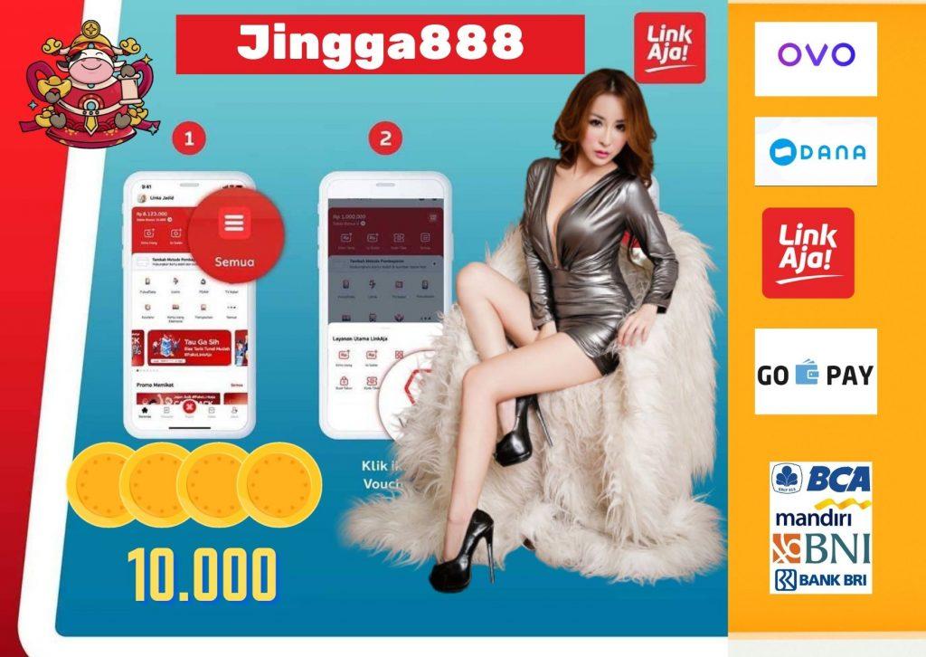 situs slot deposit link aja 10 ribu jingga888